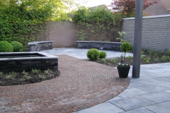 Aanleg tuin modern Oirschot