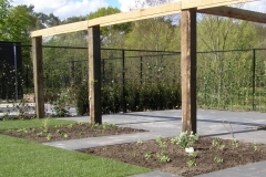 Aanleg tuin Boxtel