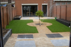 tuinrenovatie Eindhoven