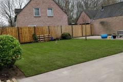 Renovatie achtertuin Liempde